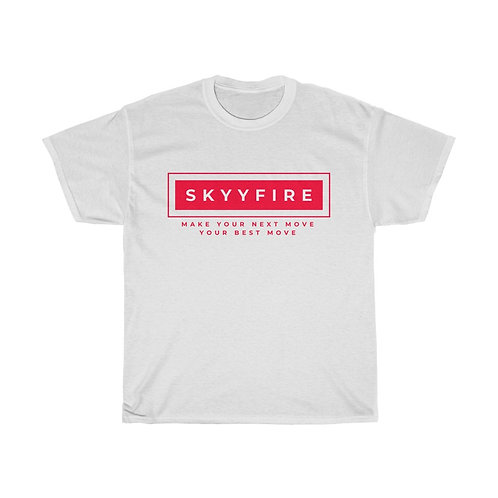 """SKYYFIRE """"Make your next move your best move"""" 