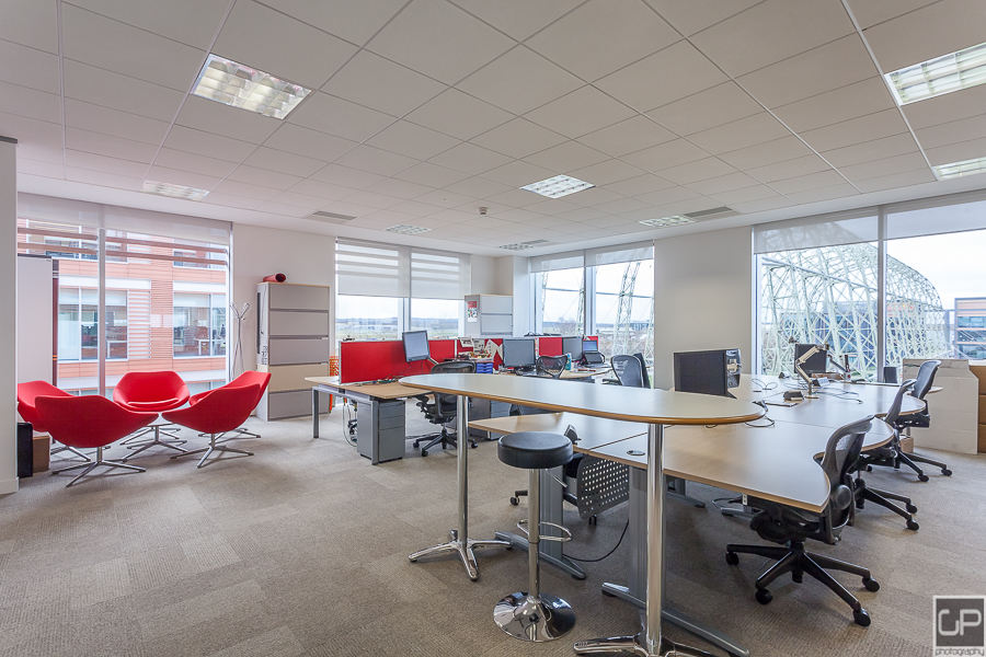 Farnborough Business centre interior
