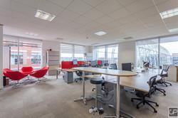 Farnborough Business centre interior