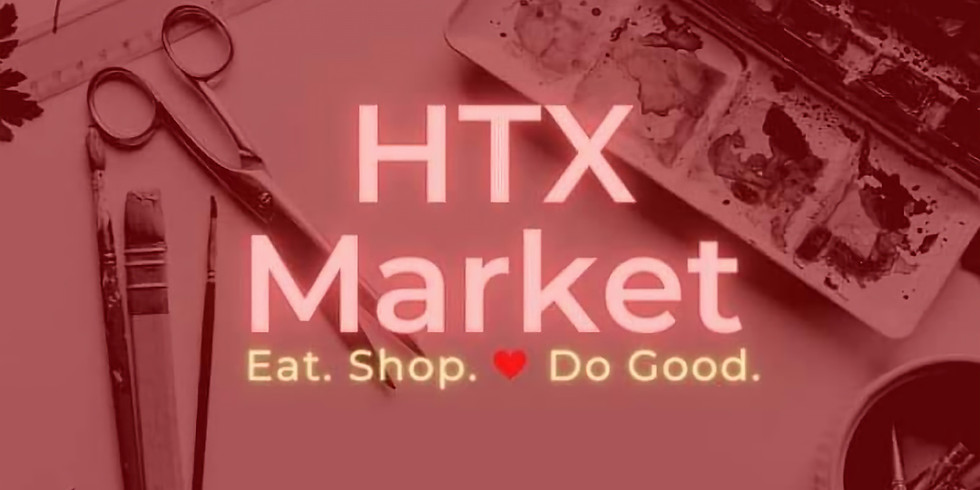 HTX Market @ The Walking Stick Brewery