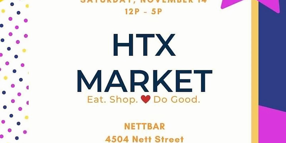 HTX One Year Anniversary
