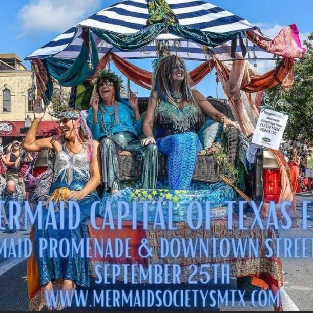 Mermaid Capitol of Texas Fest