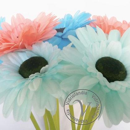 Flores x1 gerberas