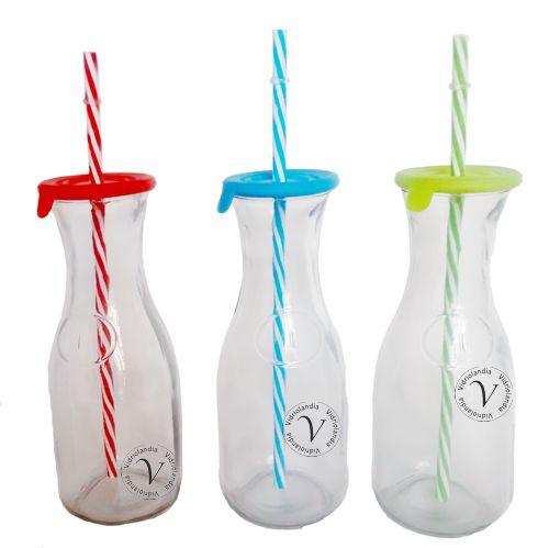 Botellas-Jarras-Frascos para sorbetes