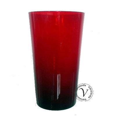 Vaso color Rojo. Cod.070