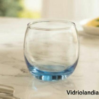 Vaso Mini Bombe color Azul