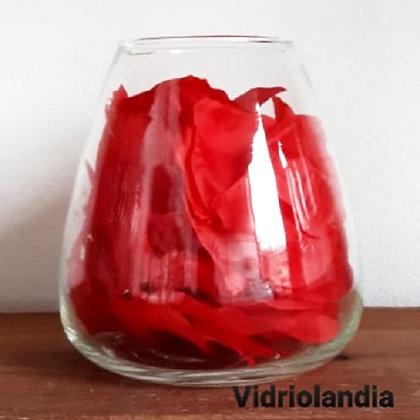 Florero Granate basico (7cm x12cm)