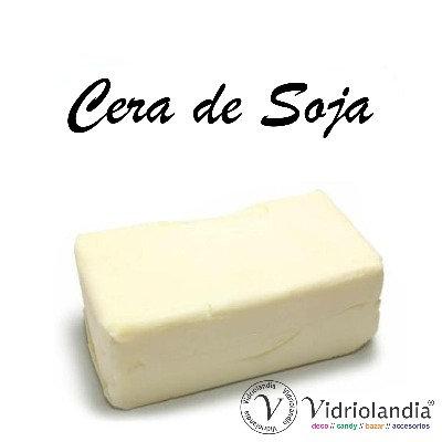 Cera de Soja x 1 kg