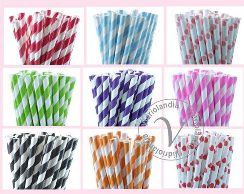 Sorbetes de colores x 100