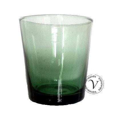 Vaso color verde . Cod.072 A