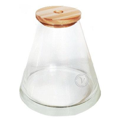 Conico con Tapa Agujero  1 litro