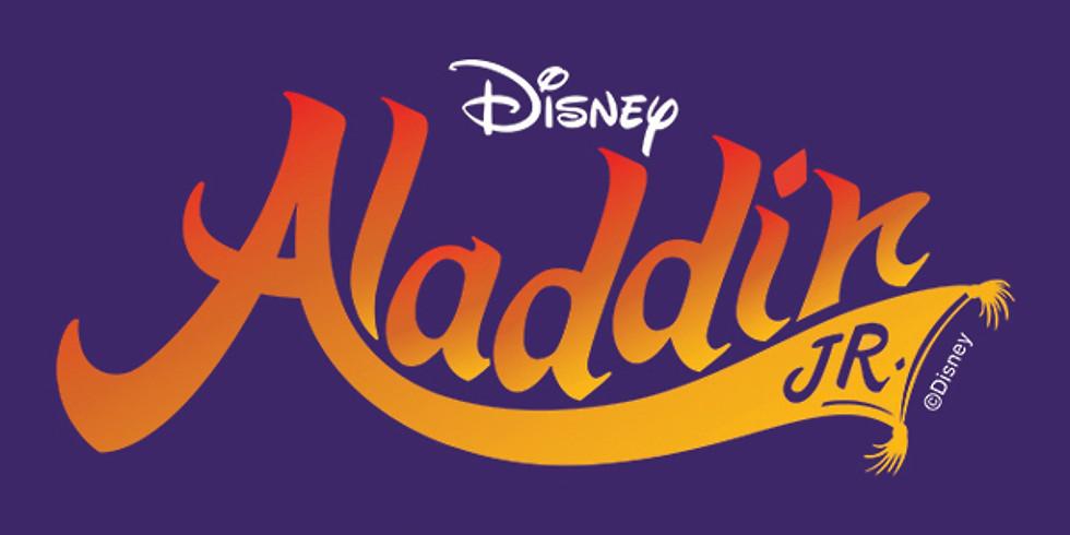 Aladdin, Jr. The Musical
