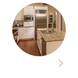 kitche remodeling reodel granite countetops custom home build contractor builde white kitchen
