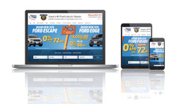 Stivers Ford Lincoln Website