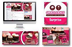 Smallcakes Cupcakes & Creamery