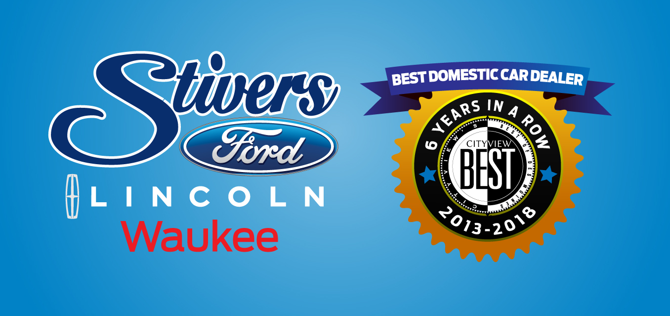 Stivers Ford Lincoln Branding
