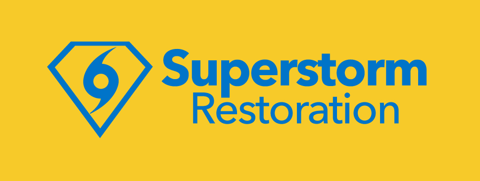 Superstorm Restoration Branding