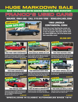 Franco's Used Cars