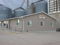 Grain building new construction