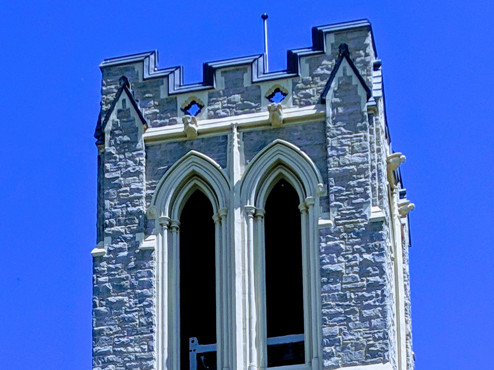 Bell Tower at FUMC