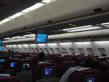The Importance of Staying Calm and Collected on International Flights