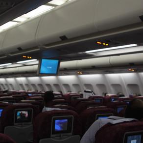 Il Gentiluomo in aereo