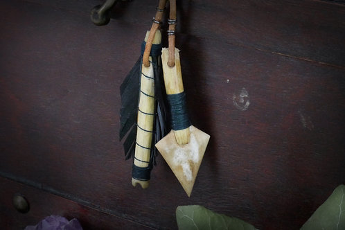 Broken Arrow Pendant