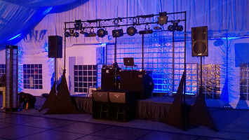 StreamLine Events Dj Setup