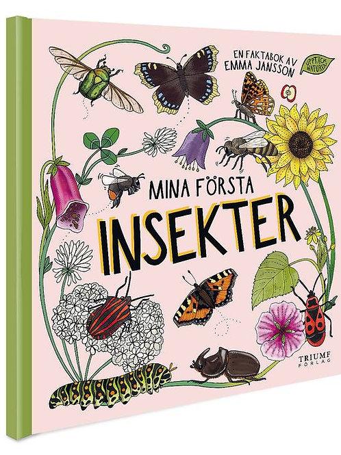 Mina första insekter