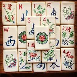 Anyone up for a game of Mahjong_