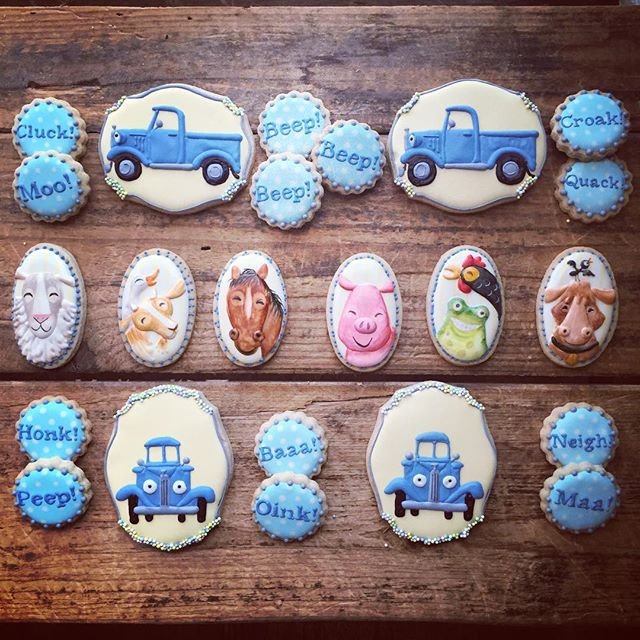 "Instagram - ...And the little blue truck went ""beep, beep, beep.jpg"