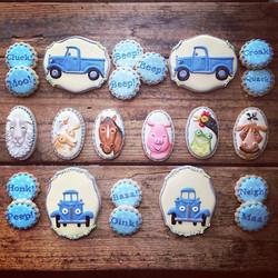 "Instagram - ...And the little blue truck went ""beep, beep, beep.jpg"