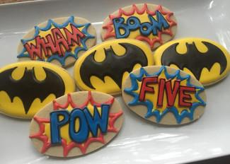 Wham! Boom! Nananananana... Batman!