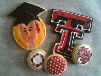 Texas Tech Graduation - First Order