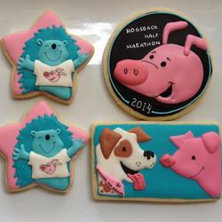 Instagram - Cookies for 2014 Hogsback Half Marathon #hogsback #runningforrescues