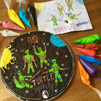 Turtle Power!!