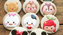 Disney Tsum Tsum, all natural and gluten free