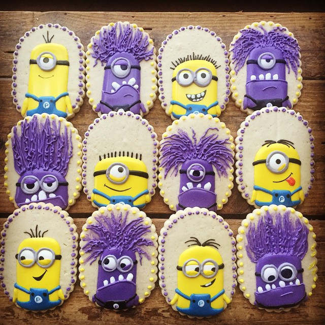Instagram - These Minions want to say hello...jpg