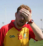 Paul Goggin- Kuwait Harps Men's Football Team Head Coach