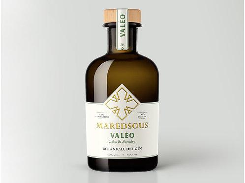 MAREDSOUS VALÉO BIO GIN - 40% alc. - 500ml