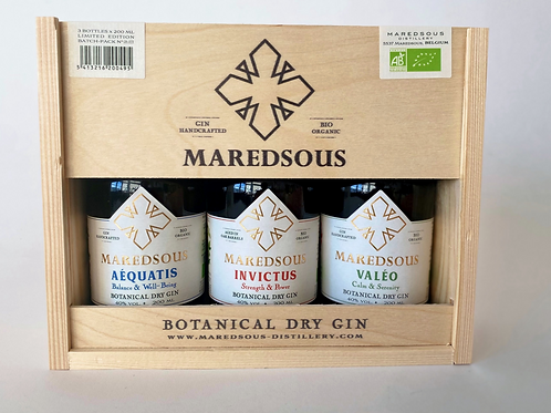 MAREDSOUS DISCOVERY - 3 x 200ml