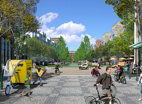 Exhaust-free city centers by 2030!
