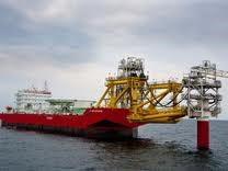 Ice-classed FSO (28000 Dwt) for Caspian operations