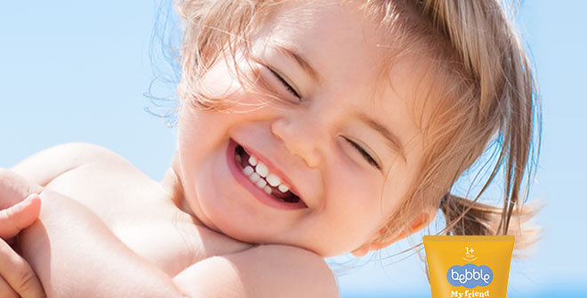 Bebble My Friend Sun Protection Milk SPF 50 | 150ml