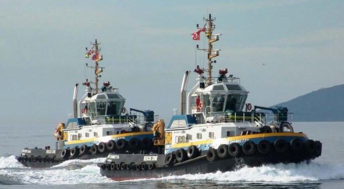 Harbour Tugs series