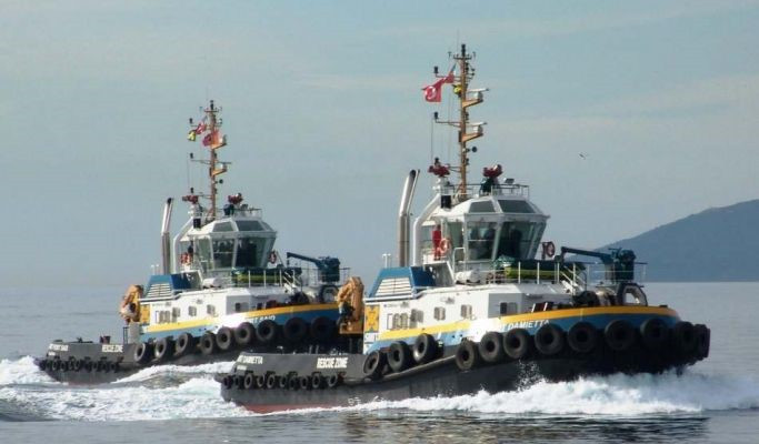 Harbour Tugs series