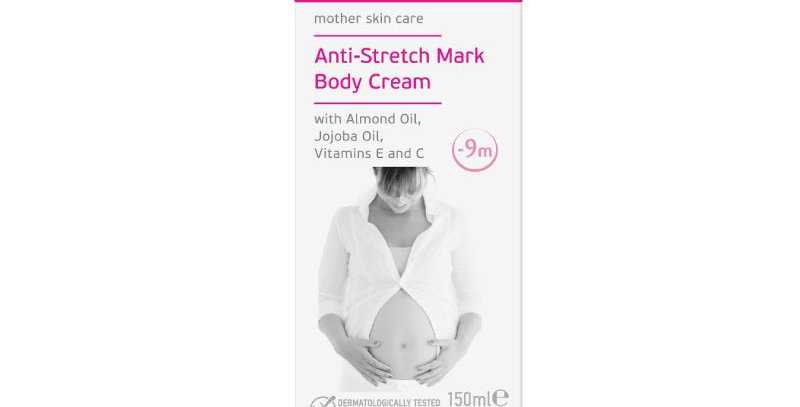 Maternea Anti-Stretch Marks Body Cream 150ml