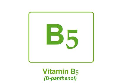 Pro-vitamin B5 (D-panthenol)