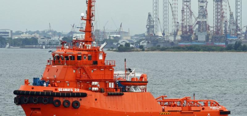 Anchor Handling Tugs