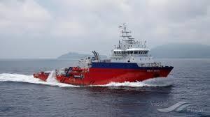 Submarine Rescue & Intervention Vessel